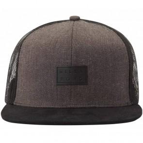 Billabong Mixed Trucker Hat - Black Heather