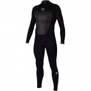 Billabong Absolute Comp 3/2 Back Zip Wetsuit - Black