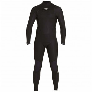 Billabong Absolute Comp 3/2 Chest Zip Wetsuit - Black