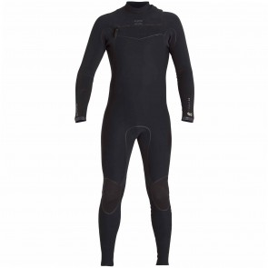 Billabong Furnace Carbon Ultra 3/2 Chest Zip Wetsuit - Black