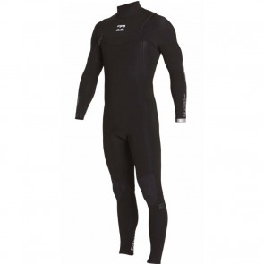 Billabong Furnace Carbon Comp 3/2 Chest Zip Wetsuit