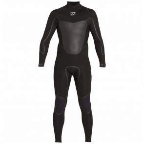 Billabong Absolute X 3/2 Chest Zip Wetsuit - Black