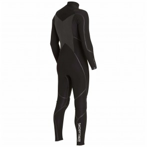 Billabong Absolute X 3/2 Chest Zip Wetsuit - 2017