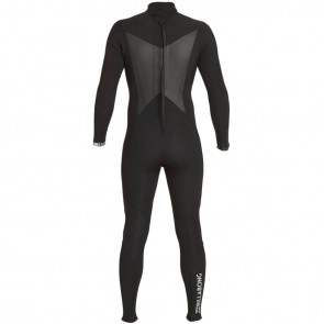 Billabong Absolute Comp 3/2 Flatlock Back Zip Wetsuit