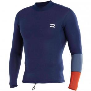 Billabong Wetsuits Revolution Shifty 2mm Jacket - Ink