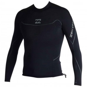 Billabong Wetsuits Pro Series 1mm Jacket - Black