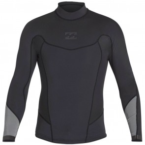Billabong Wetsuits Absolute Comp 2mm Long Sleeve Jacket - Black