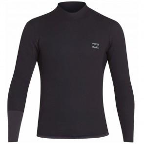 Billabong Wetsuits Revolution DBAH Reversible 2mm Long Sleeve Jacket - Black Sands