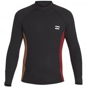 Billabong Wetsuits Revolution Interchange Reversible 2mm Jacket - Black
