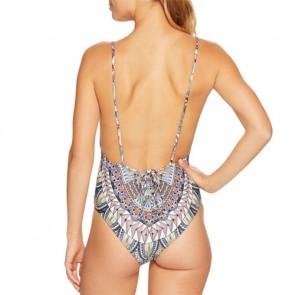Billabong Women's Dreamer One-Piece Swimsuit - Multi
