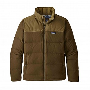 Patagonia Men's Bivy Down Jacket - Sediment