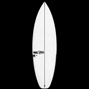JS Black Box 3 Squash Tail Surfboard - Deck