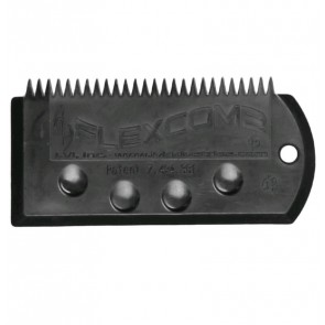 Flexcomb Surfboard Wax Comb