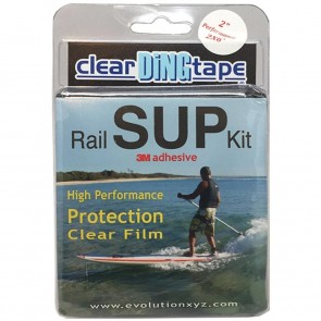 Clear Ding Tape SUP Rail Kit