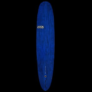 Skindog Blender Thunderbolt Surfboard - Brushed/Blue Tint