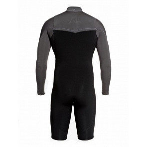 Quiksilver Highline Limited 2mm Long Sleeve Chest Zip Spring Wetsuit