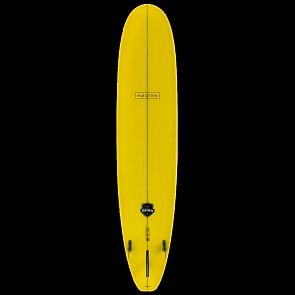 Modern The Boss Surfboard - Yellow Tint