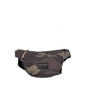 Ripcurl Waist Bag Camo - Khaki