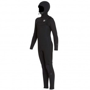 Billabong Youth Furnace Absolute 5/4  Wetsuit - Black