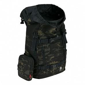 Nixon Landlock 30L Backpack - Black Multicam