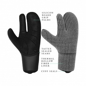 Vissla Seven Seas 5mm 3 Finger Gloves