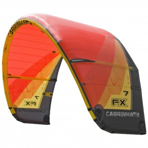 Cabrinha FX Kite - Red