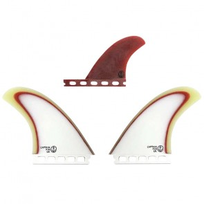 Captain Fin CF Especial Futures Twin + 1 Fin Set