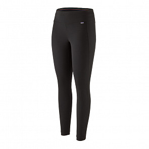 Patagonia Women's Capilene Midweight Bottoms - Black - main
