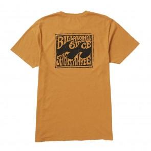 Billabong Capistrano Graphic T-Shirt - Dijon