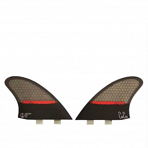Captain Fin Christenson FCS Twin Fin Set
