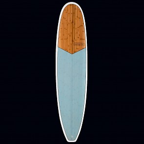 Modern Blackbird XB Surfboard - Teal - Top