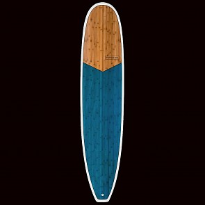 Modern The Boss XB Surfboard - Blue - Top