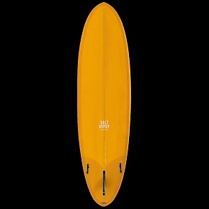 Salt Gypsy Mid Tide Surfboard - Mustard