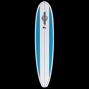 Walden Mega Magic 2 X2 Surfboard - Royal - Deck