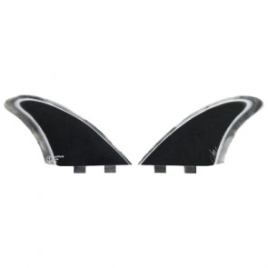 Captain Fin Jeff McCallum Acid Splash FCS Twin Fin Set