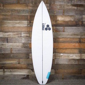 Channel Islands Happy 5'11 x 18 7/8 x 2 3/8 Surfboard - Deck