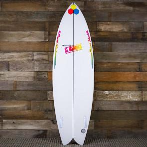 Channel Islands FishBeard 5'10 x 19 7/8 x 2 9/16 Surfboard