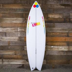Channel Islands FishBeard 6'0 x 20 1/8 x 2 11/16 Surfboard - Deck