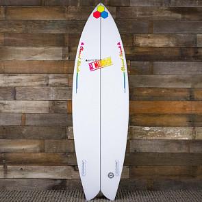 Channel Islands FishBeard 6'0 x 20 1/8 x 2 11/16 Surfboard