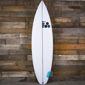 Channel Islands Happy 6'1 x 19 1/4 x 2 1/2 Surfboard - Deck