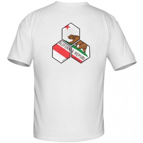 Channel Islands Cali Hex T-Shirt - White