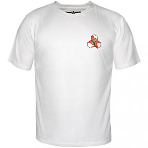 Channel Islands Florida Hex T-Shirt - White