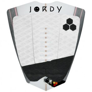 Channel Islands Jordy Smith Traction - White/Black