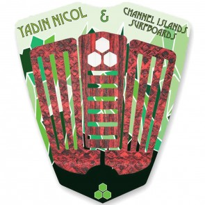 Channel Islands Yadin Nicol Traction - Red Camo