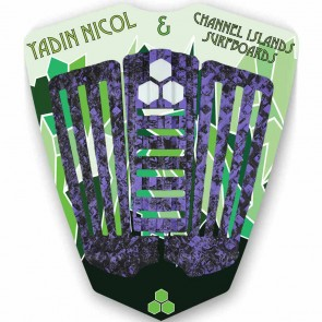 Channel Islands Yadin Nicol Traction - Purple Camo