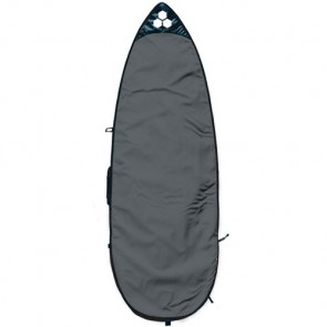 Channel Islands Feather Lite Shortboard Surfboard Bag - Charcoal
