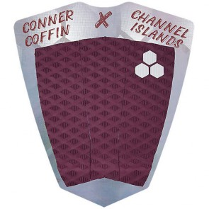 Channel Islands Conner Coffin Traction - Maroon