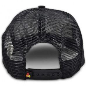 Channel Islands Cali Hex Trucker Hat - Black