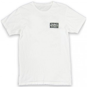 Channel Islands Hand Drawn T-Shirt - Bone White