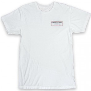 Channel Islands Mr. Clean T-Shirt - White